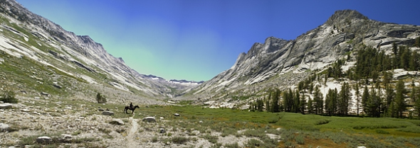 High Sierra Wilderness Photography Workshop