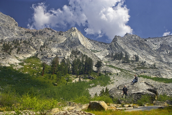 The High Sierra Wilderness Photography Workshop