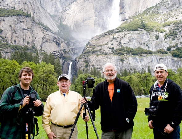 Yosemite Photography Workshops